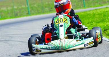 Curse de karting în Costinești