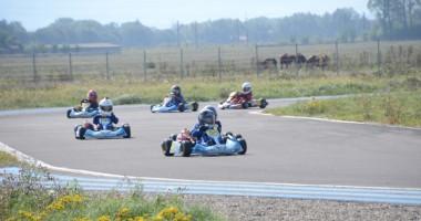 Constanța, din nou pe podium la Naționalele de karting