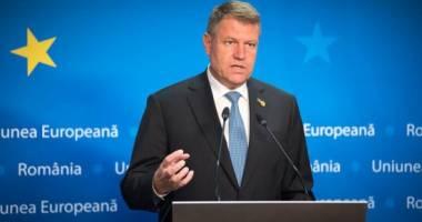 Criza refugiaților /  Klaus Iohannis: Nu vor fi cote suplimentare