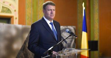 Ce spune președintele Klaus Iohannis despre PNDL