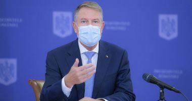 Klaus Iohannis, la reuniunea Consiliului European