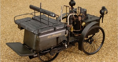 Cel mai vechi automobil în stare de funcționare, vândut la licitație. Cât a costat