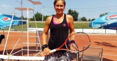 WTA Praga: Laura Ioana Paar, în turul doi al calificărilor - Jaqueline Cristian, eliminată