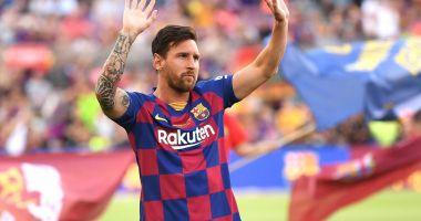 Leo Messi, cel mai bogat fotbalist din lume