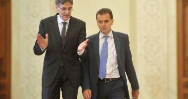 Fratele lui Ludovic Orban, eliberat din funcția de consilier prezidențial