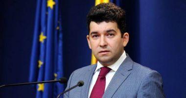 Liviu Voinea va reprezenta România la FMI