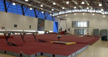 Lotul olimpic de gimnastică a intrat în cantonament la Izvorani