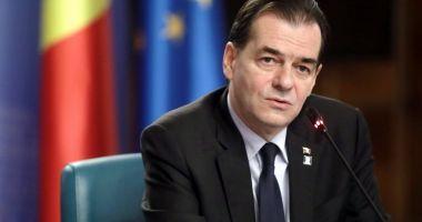 Ludovic Orban: Cu cât mai mulţi români respectă regulile de protejare cu atâta viaţa poate fi mai normală