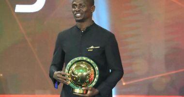 Sadio Mane, jucătorul anului 2019 în Africa