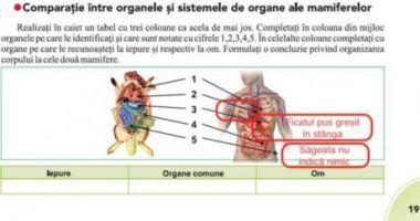 Ministerul Educației își asumă și eșecul manualului de biologie, va tipări erate