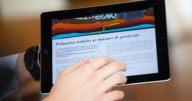 Informație de ultim moment despre manualele digitale