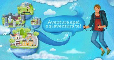 Manualul apei, o nouă platformă educaţională