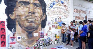 Trupul neînsufleţit al lui Diego Maradona, depus la Palatul prezidenţial din Buenos Aires