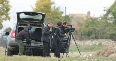 Maraton ornitologic la Agigea, la începutul lunii octombrie