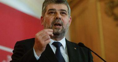 Marcel Ciolacu: Moțiunea de cenzură se va vota luni. Guvernul Orban trebuie să plece!