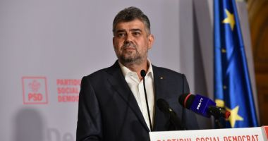 PSD a depus o moțiune de cenzură împotriva Guvernului Cîțu