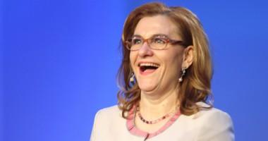 Ministrul Maria Grapini spune că nu s-a pus problema remanierii sale