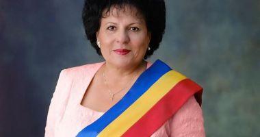 Mariana Gâju, încă un mandat de primar la Cumpăna
