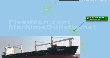 Cargou atacat de PIRAȚI. 23 de navigatori la bord. Nu se mai știe nimic despre echipaj!