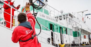 Aplicații online în sprijinul navigatorilor