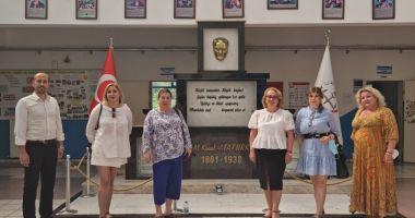 UDTR, schimb de experienţă educaţional cu profesori din Turcia
