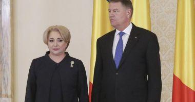 Viorica Dăncilă, către Klaus Iohannis: Să nu se mai ambiționeze să refuze miniștrii fără temei