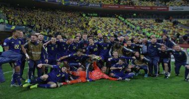 Ambasada Suediei, mesaj ironic pentru Naționala României, după ratarea calificării la EURO 2020