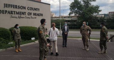 Cadre medicale de la Spitalul Militar Constanța, în luptă cu COVID 19 în America