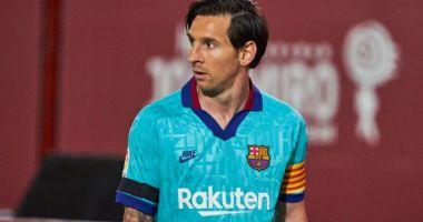 Lionel Messi, la un pas de o bornă istorică