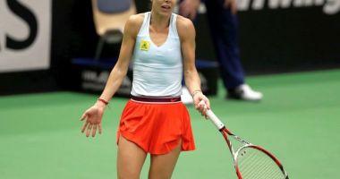 Tenis, WTA Eastbourne / Mihaela Buzărnescu, eliminată în runda inaugurală de Jelena Ostapenko