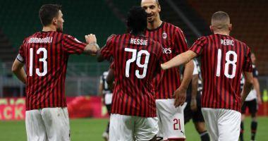 Milan o întoarce pe Juventus și câștigă derby-ul Derby d'Italia