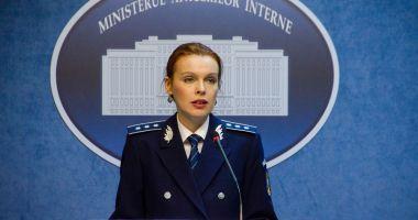 Monica Dajbog a răspuns criticilor: Ordinea publică a fost păstrată