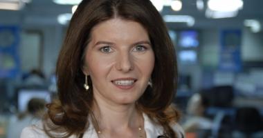 Monica Iacob Ridzi, în stare gravă. A fost internată de urgență