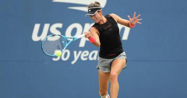 Garbine Muguruza speră ca US Open să se dispute