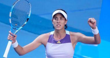 Garbine Muguruza va juca la US Open