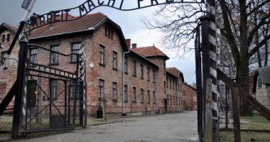 Angela Merkel va vizita vineri Muzeul Auschwitz-Birkenau