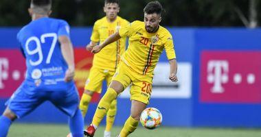 Naționala României U21 a umplut poarta Farului