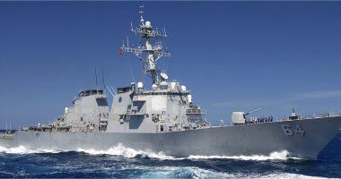 Două nave militare americane se află în Marea Neagră. Rusia monitorizează atent exercițiul NATO