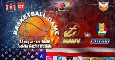 """Charity Basketball Game"", la Constanța"