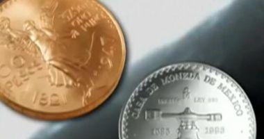 Jaf de 2,5 milioane de dolari! Atacatorii au fugit cu sute de monede comemorative din aur