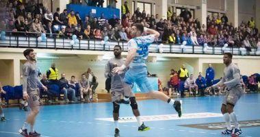 Handbal masculin: HC Dobrogea Sud, la prima victorie în Grupa C a Cupei EHF