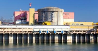 Nivelul radiațiilor la Cernavodă