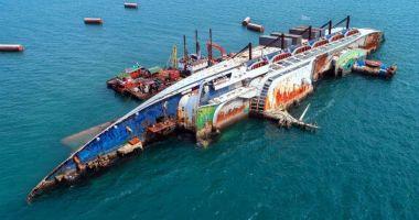 Numărul accidentelor navale este în declin