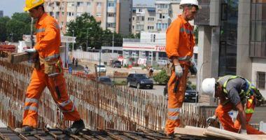 Numărul autorizațiilor de construire pentru locuințe este în scădere