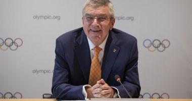 Olimpism / Preşedintele CIO, mesaje încurajatoare către şefii de misiune pentru JO de la Tokyo