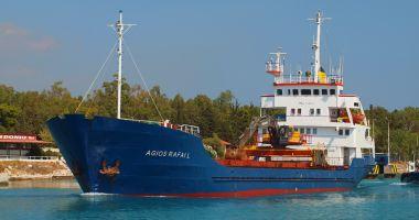 O navă moldovenească a primit interdicție pentru porturile Memorandumului de la Paris