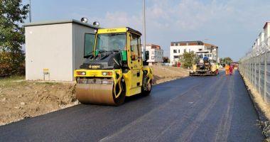O nouă infrastructură rutieră în cartierul Compozitorilor