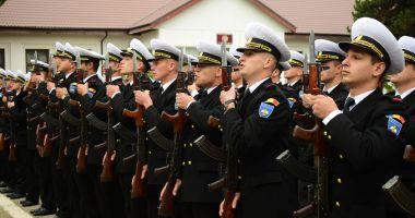 """O nouă promoție de absolvenți la Academia Navală """"Mircea cel Bătrân"""""""