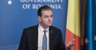 Ludovic Orban se va vaccina împotriva infectării cu noul coronavirus