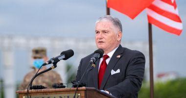 Ambasadorul SUA: Multe persoane din afară încearcă să submineze democraţia României
